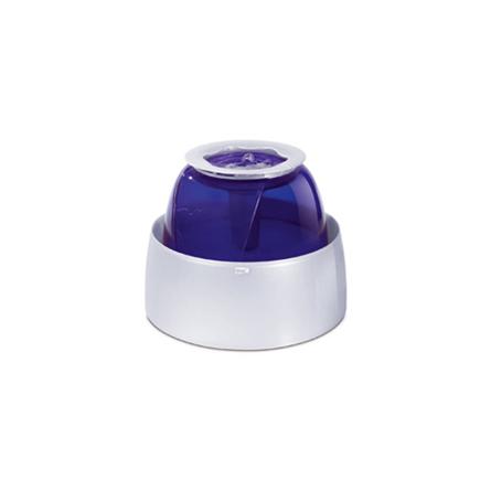 Hagen Dogit Питьевой фонтанчик для собак, бело-фиолетовый, пластик
