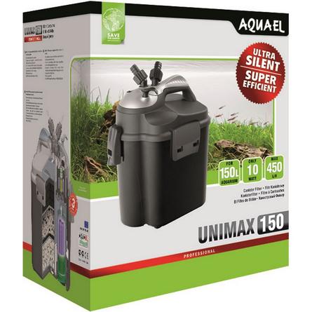 Купить Aquael Unimax 150 Наружный фильтр для аквариума 50-150 л, 450л/ч, Aqua El