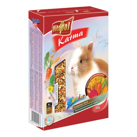 Купить Vitapol Junior Корм для молодых кроликов, 300 гр