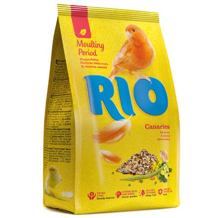 RIO Корм для канареек в период линьки, 500 гр фото