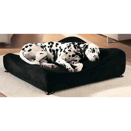 Savic S3230 Лежанка-софа для собак, чёрная