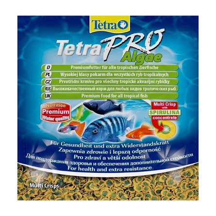 TetraPro Algae Основной корм для всех видов рыб, 12 гр фото