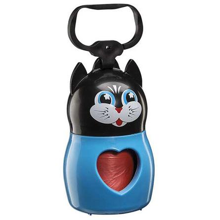 Ferplast Dudu' Animals Cat Контейнер для гигиенических пакетов, 20 пакетов