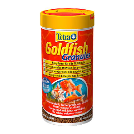 Tetra Goldfish Granules корм в виде гранул для золотых рыбок, 250 мл