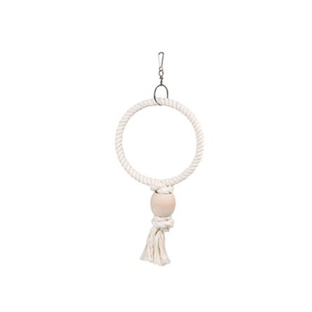 Flamingo Игрушка для попугая кольцо, малая фото