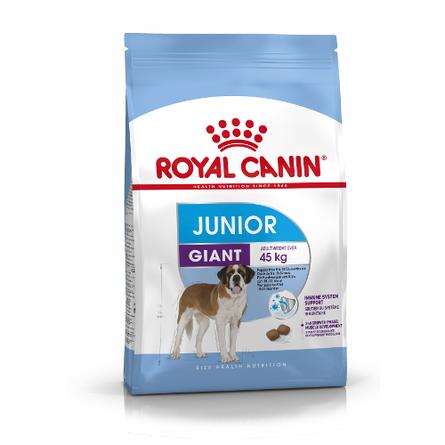 Купить Royal Canin Giant Junior Сухой корм для подросших щенков гигантских пород, 15 кг
