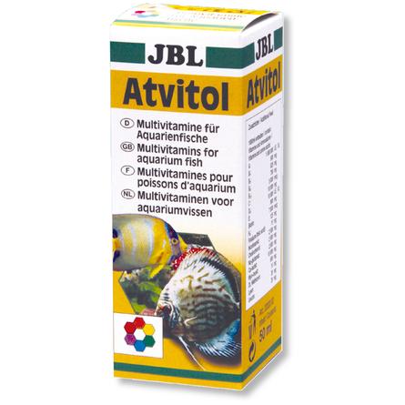 JBL Atvitol Мультивитамины с незаменимыми аминокислотами, 50 мл