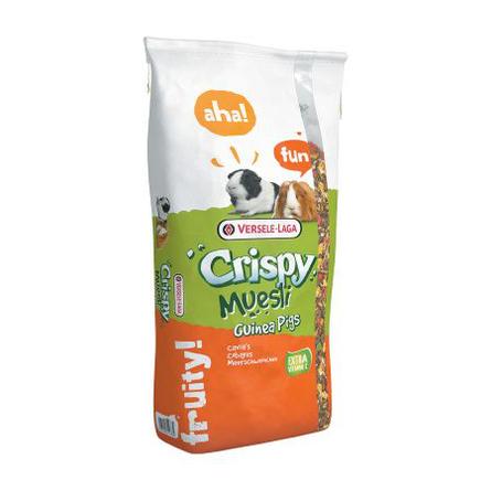 Versele Laga Crispy Muesli Guinea Pigs Корм для морских свинок, 20 кг