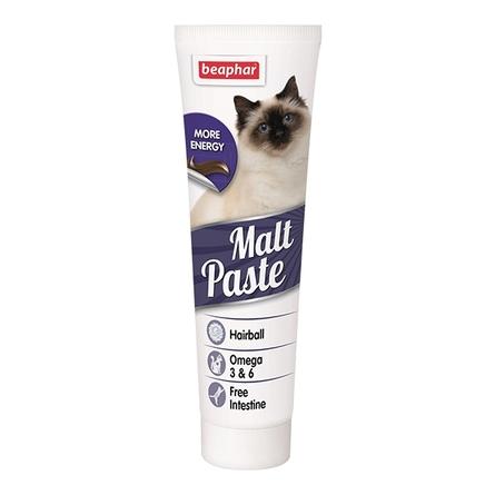 Beaphar Malt Paste Паста для кошек для выведения шерсти, 100 гр
