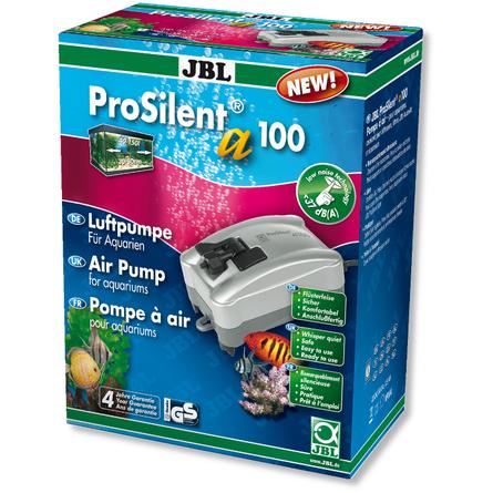 JBL ProSilent a100 Компрессор для пресноводных и морских аквариумов от 40 до 150 л