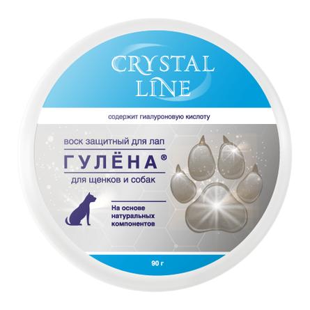 Api-San Crystal Line Гулёна Защитный воск для лап, 90 гр