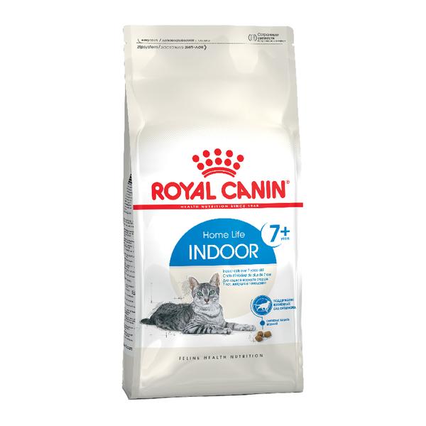 Сухой корм indoor 27 корм royal canin
