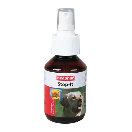 Beaphar Stop-It Спрей для отпугивания собак, 100 мл фото
