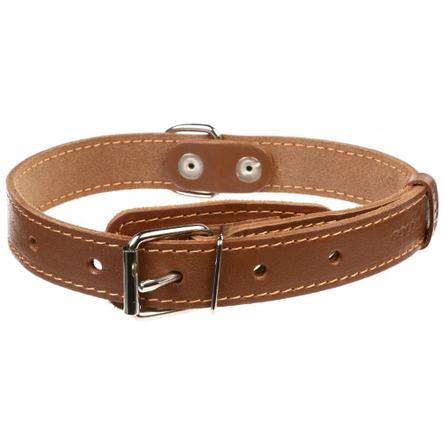 Купить Collar Ошейник для собак одинарный, ширина 2, 5 см, длина 38-50 см, коричневый