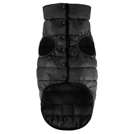Collar AiryVest One Куртка односторонняя для собак, чёрная фото