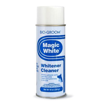 Bio-Groom Magic White Белая выставочная пенка для собак, 284 мл фото