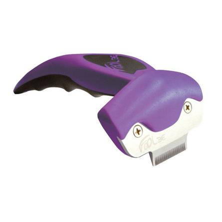 Foolee XS Скребница для мелких животных, фиолетовая