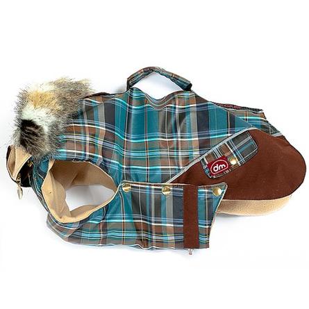 Купить DogModa Doggs Попона теплая для собак, длина спины 54 см, обхват шеи 54 см, обхват груди 81 см, мальчик