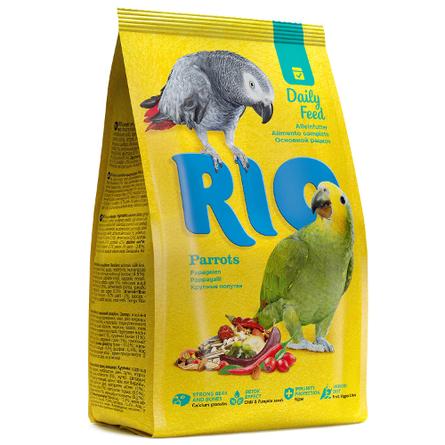 RIO Корм для крупных попугаев, 500 гр фото