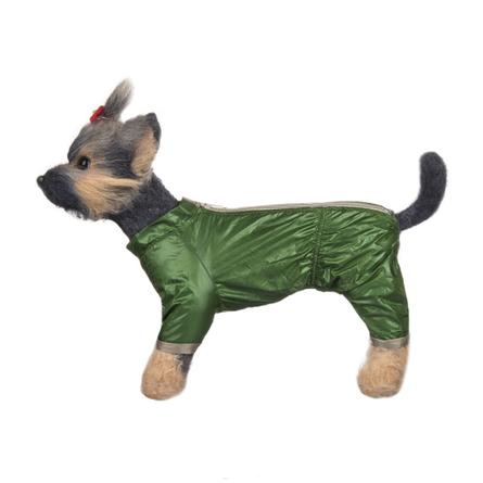 Купить DogModa Комбинезон Турист для собак, длина спины 20 см, обхват шеи 21 см, обхват груди 33 см