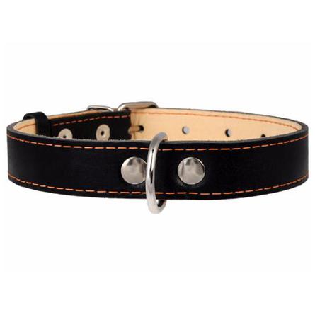 Купить Collar Ошейник для собак двойной, с украшением, ширина 2, 5 см, длина 38-50 см, черный