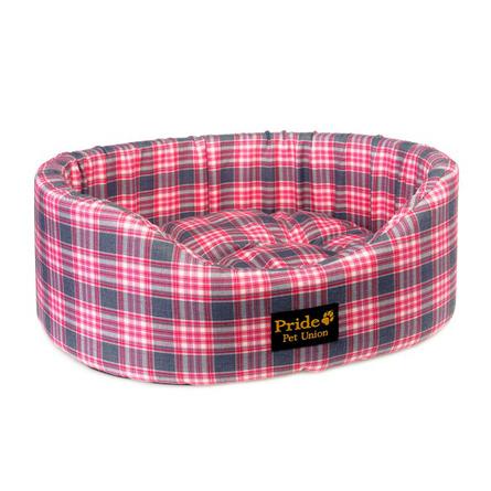 Купить Pride Лежак Комфорт Сакура для собак и кошек, шерсть