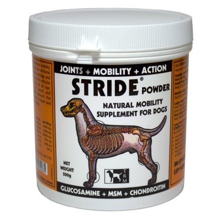 Купить Stride Кормовая добавка для собак и щенков для опорно-двигательного аппарата, 500 гр, TRM