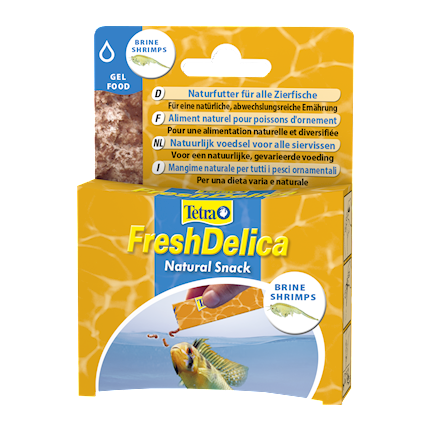 Tetra Fresh Delica Brine Shrimps артемия