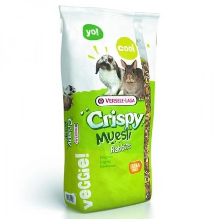 Versele Laga Crispy Muesli Rabbits Корм для кроликов, 20 кг