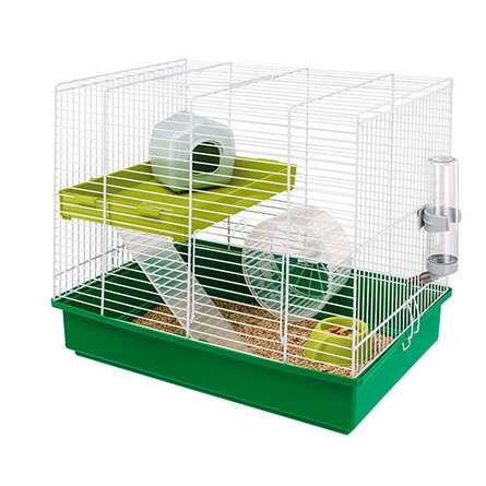 Купить Ferplast HAMSTER DUO клетка для грызунов