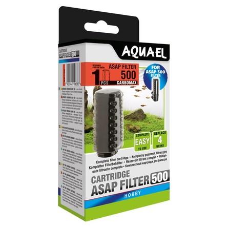 Купить Aquael Сменный картридж с губкой и углем для Aquael Asap 500, Aqua El