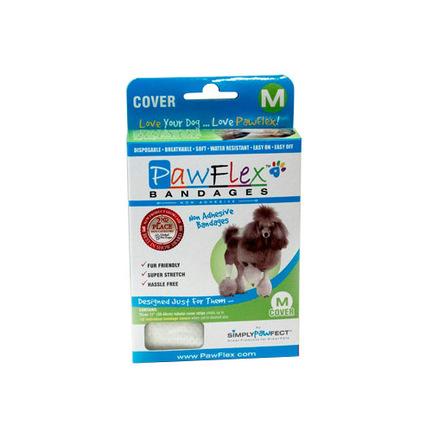 PawFlex Набор защитных чехлов для бандажа M, для собак