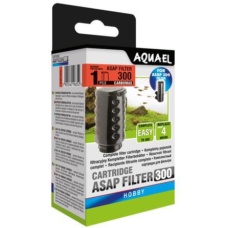 Купить Aquael Сменный картридж с губкой и углем для Aquael Asap 300, Aqua El