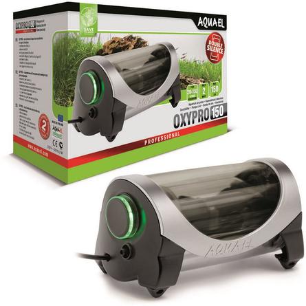 Aquael OxyPro Quiet 150 Компрессор для аквариума 20-150 л, бесшумный, 150 л/ч