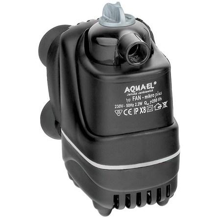 Купить Aquael Fan Mikro Plus Внутренний помпа-фильтр для аквариумов до 30 л, 250 л/ч, Aqua El