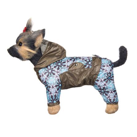 Купить DogModa Комбинезон Мартин для собак, длина спины 20 см, обхват шеи 21 см, обхват груди 33 см