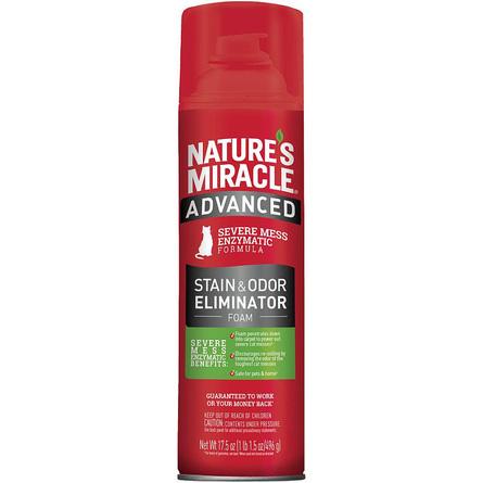 8 in1 NM Уничтожитель пятен и запахов с усиленной формулой для собак, аэрозоль-пена, 518 мл