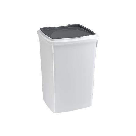 Ferplast Feedy Контейнер для сухого корма, белый, пластик