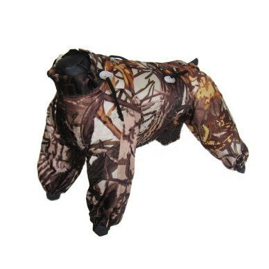 Купить Ютакс Комбинезон-ветровка Спектр для собак, обхват груди 66-70 см, девочка