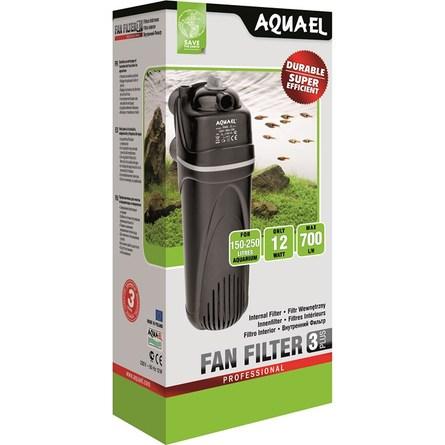 Купить Aquael Fan-3 Plus Внутренний помпа-фильтр для аквариумов 150-250 л, 700 л/ч, Aqua El