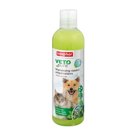 Beaphar Bio Shampoo Шампунь от внешних паразитов для собак и кошек, 250 мл фото