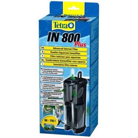 Купить Tetra IN 800 Plus Внутренний фильтр для аквариума 80-150 л, 800 л/ч