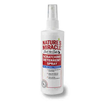 Купить Nature's Miracle JFC No Scratch - Deterrent Spray Средство против царапанья предметов обихода для кошек, 236 мл, Nature's Miracle