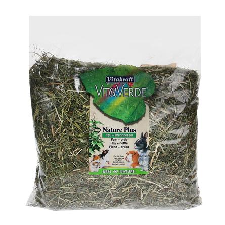Купить Vitakraft Луговое сено для грызунов (с крапивой), 500 гр