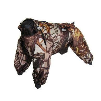 Купить Ютакс Комбинезон-ветровка Спектр для собак, обхват груди 67-75 см, девочка