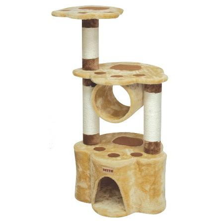Купить Dezzie Виктория Когтеточка-комплекс для кошек, сезаль