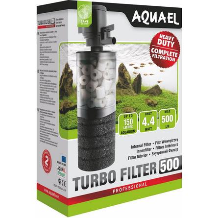 Купить AquaEL TurboFilter 500 Внутренний фильтр для аквариумов от 80 до 150 л, 500 л/ч, Aqua El