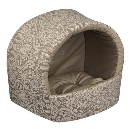 Купить Dogmoda Мягкий домик для животных Элегант , смесовая ткань