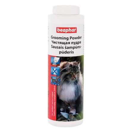 Beaphar Grooming Powder Чистящая пудра для шерсти кошек, 150 гр фото