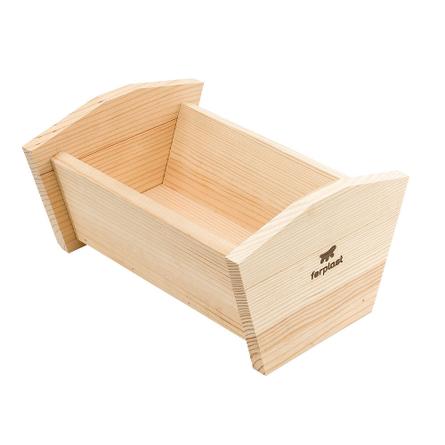 Ferplast SIN 4658 Кроватка ля морских свинок, деревянная
